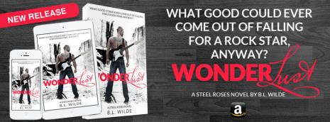 Wonderlust - Promo Banner