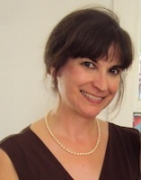 Author Photo - Ginny Baird