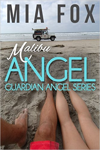 Malibu Angel - Book Cover