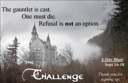 The Challenge - Teaser