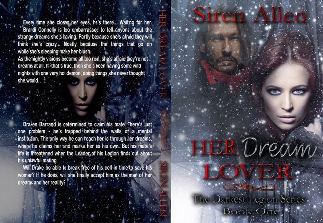 Her Dream Lover - Full Wrap