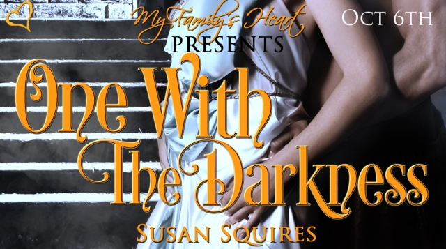 One with the Darkness - Release Blitz Banner