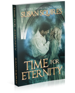 Time For Eternity - 3D Cover