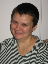 Author Photo - Anne E Johnson