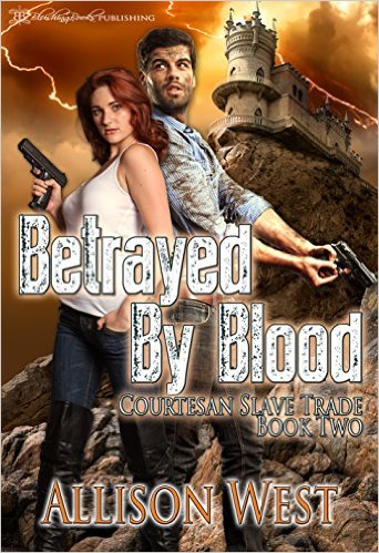 Betrayed By Blood Cover