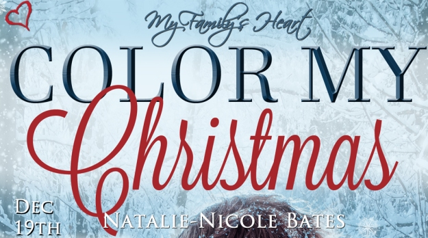 Color My Christmas - Banner