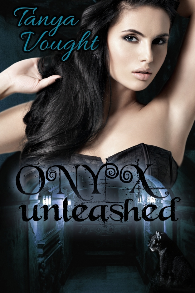 Onyx Unleashed - Book Cover
