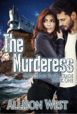 The Murderess Cover