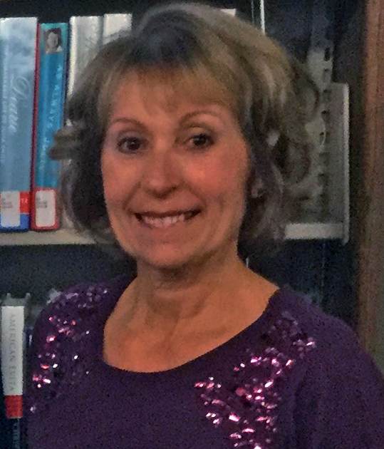 Author Photo - Christine Schimpf
