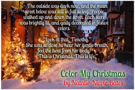 Color My Christmas - Teaser 1