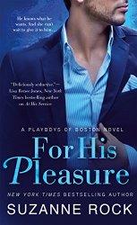 For His Pleasure - Cover