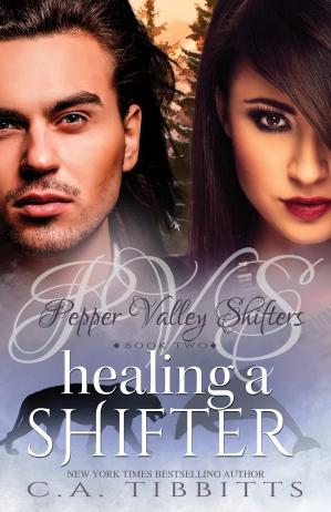 Healing a Shifter Cover