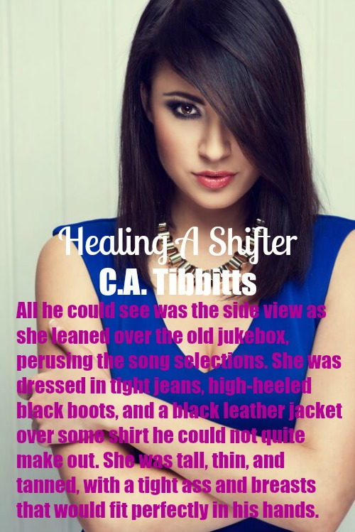Healing a Shifter Teaser 1