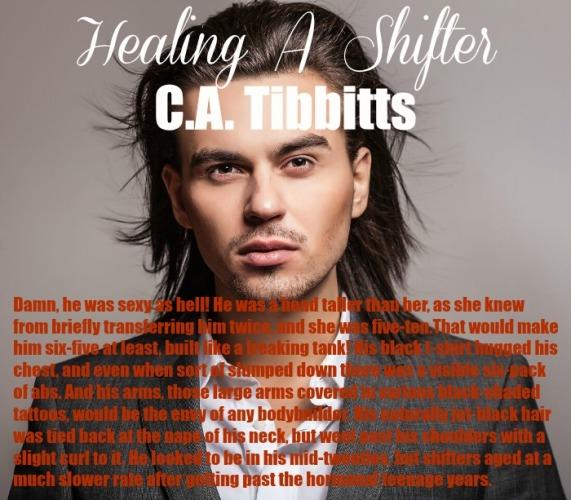 Healing a Shifter Teaser 2
