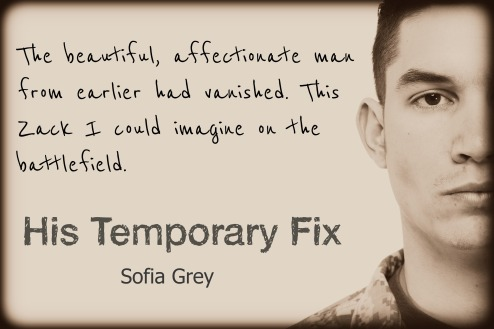 His Temporary Fix - Teaser 5