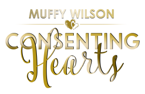 Consenting Hearts - Author Logo Gold