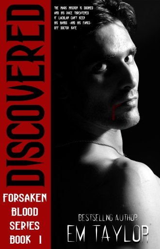 Discovered - Cover