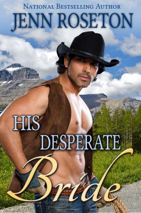 His Desperate Bride - Cover