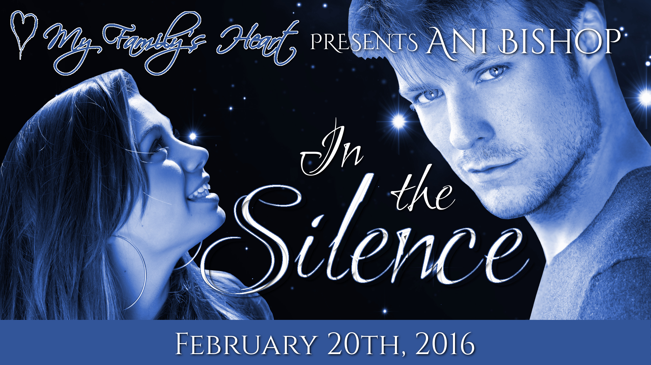 In The Silence - Blitz Banner