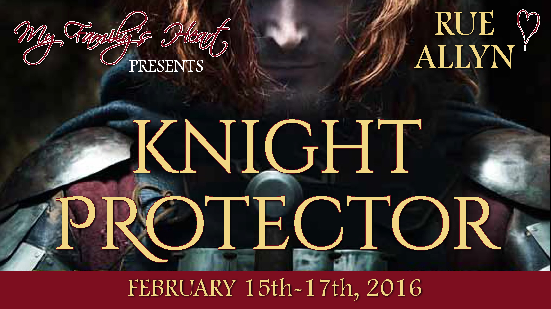 Knight Protector - Blast Banner
