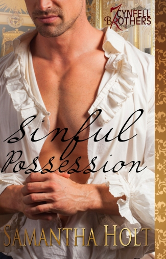 Sinful Possession - Cover
