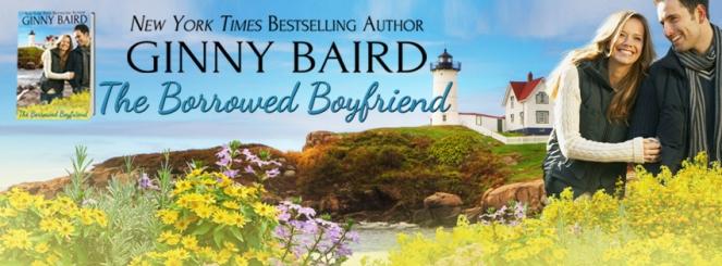 The Borrowed Boyfriend - Authors Book Banner