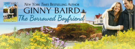 The Borrowed Boyfriend - Authors Book Banner