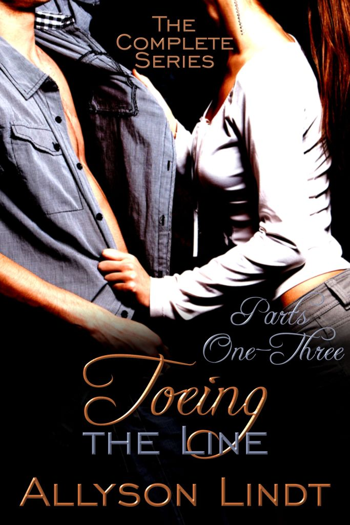 Toeing The Line - Cover