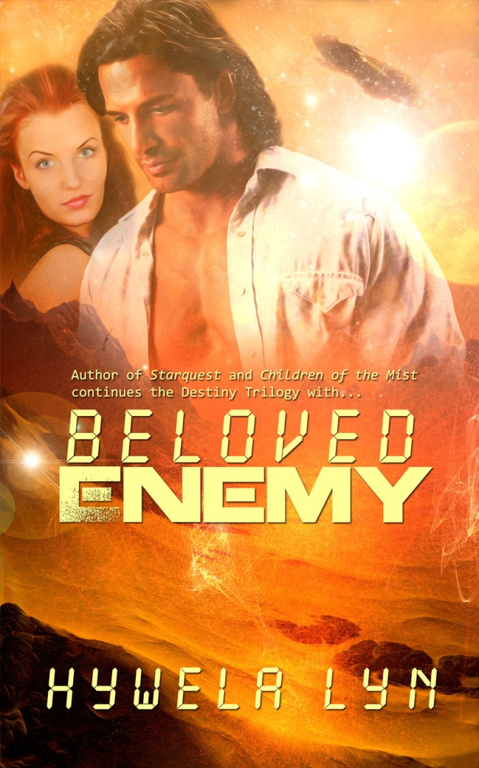 Beloved Enemy - Cover