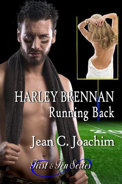 Harley Brennan - Book Cover