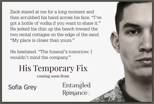 His Temporary Fix - Teaser 2