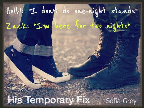 His Temporary Fix - Teaser 6