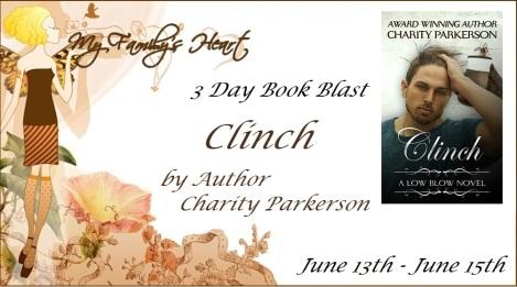 Clinch - Blast Banner