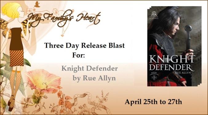 Knight Defender - Blast Banner