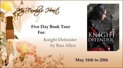 Knight Defender - Tour Banner