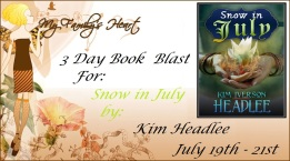 Snow in July - Tour Banner