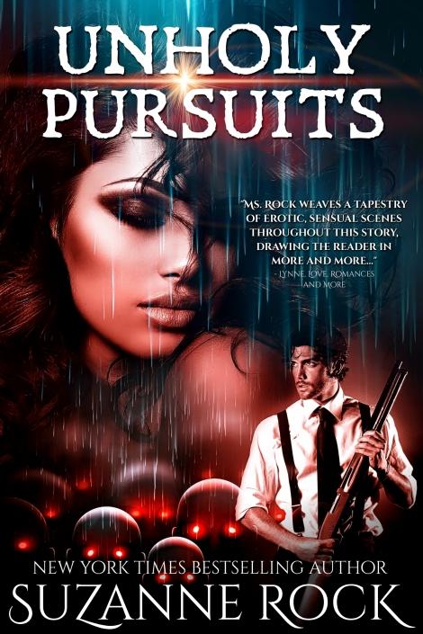Unholy Pursuits - Cover