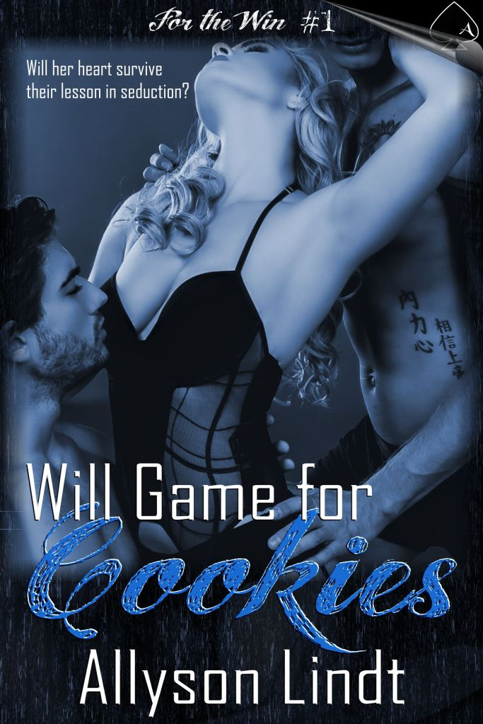Will Game For Cookies - Cover