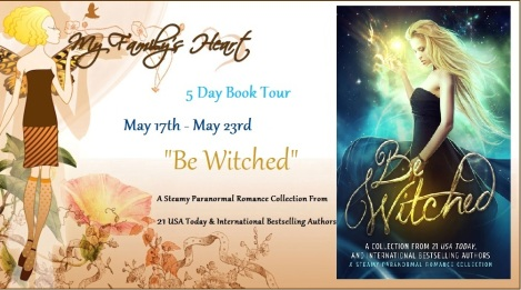 Be Witched - Banner