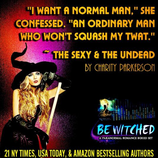 Be Witched teaser 1