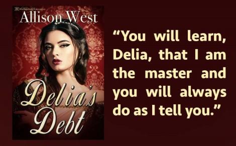 Delia's Debt - Teaser 1
