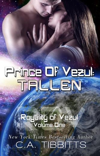 Prince of Vezul-Tallen - Cover