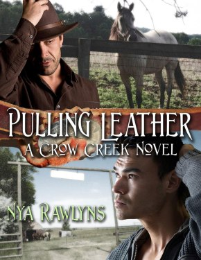 Pulling Leather - Book Cover