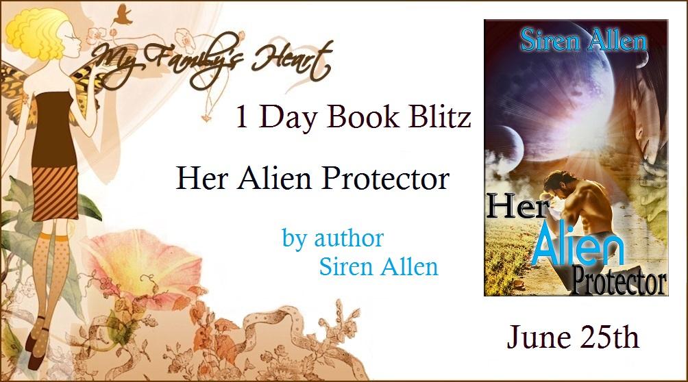 Banner - Her Alien Protector