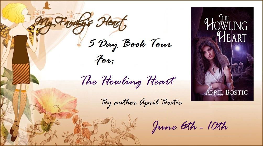 Howling Heart - Tour Banner