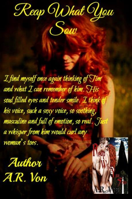 Reap What You Sow - Teaser-Excerpt 2