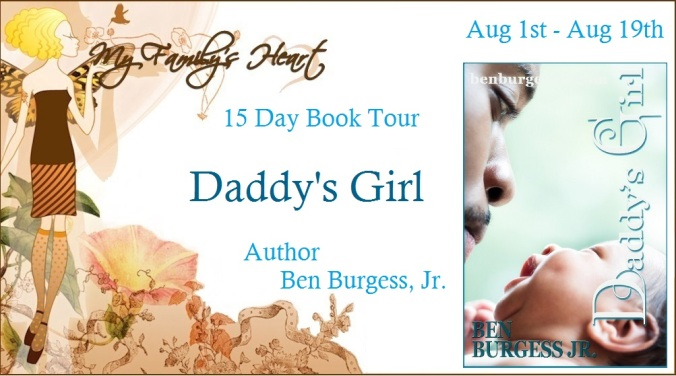 Daddys Girl - Tour Banner