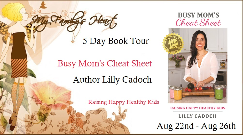 Busy Mom's Cheat Sheet - Tour Banner