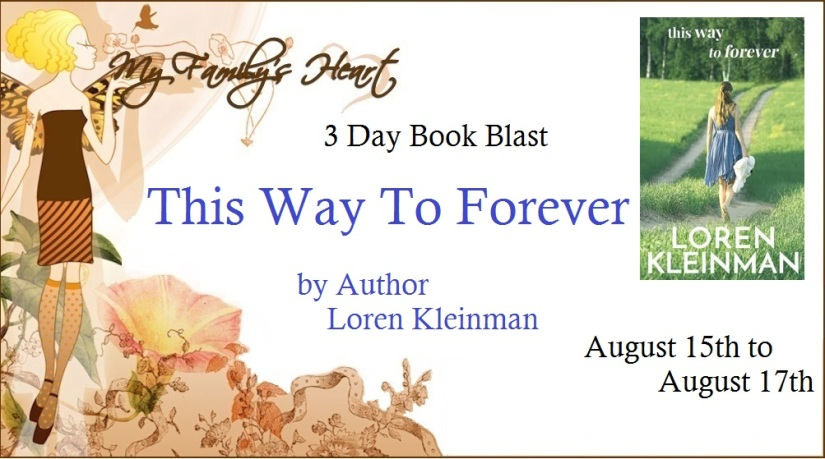 This Way To Forever - Blast Banner
